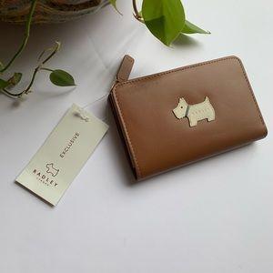 Radley London Brown Leather Wallet
